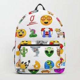 Emojis I wish Existed Backpack
