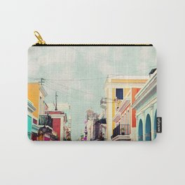 Colorful Buildings of Old San Juan, Puerto Rico Carry-All Pouch