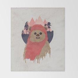 Ewok Throw Blanket