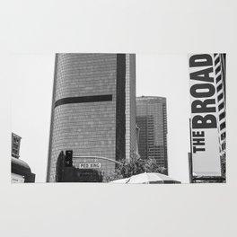The Broad LA Rug