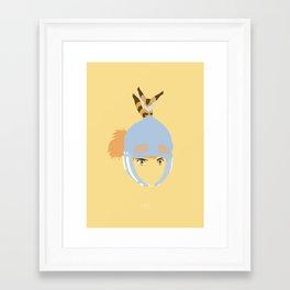 MZK - 1984 Framed Art Print