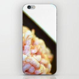 Shrimp iPhone Skin