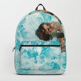Underwater swimming Backpack