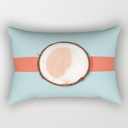 Coconut Rectangular Pillow