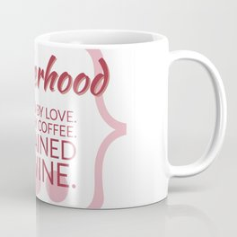 Motherhood Coffee Mug