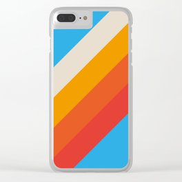 Gefjun Clear iPhone Case