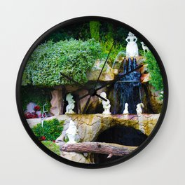 Snow White and the Seven Dwarves  Wall Clock