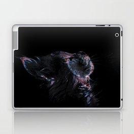 Ethereal Cat Laptop & iPad Skin