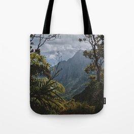The Garden Isle Tote Bag
