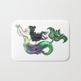 Lusterweibchen Mermaid Bath Mat