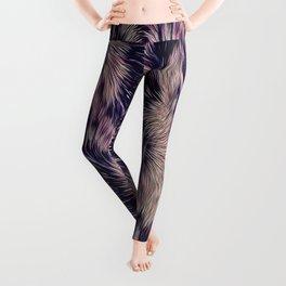 Warm fur texture Leggings