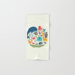 We Are One Hand & Bath Towel