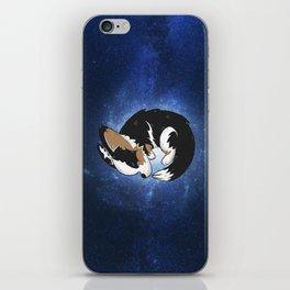 Cardigan Galaxy iPhone Skin