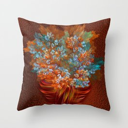 A gift of joy  Throw Pillow