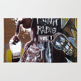 SKULL FUNK RADIO VOL. 1 Rug