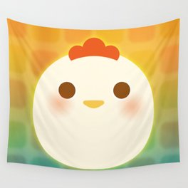 Dodo the Little Chicken Wall Tapestry
