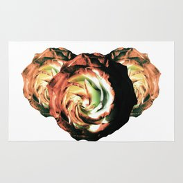 Flowerbombs Rug