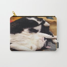 Cat Belly Carry-All Pouch