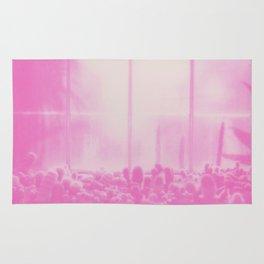 Pink Cacti Rug