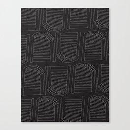 Architecture Pattern Canvas Print