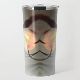 Dali in the Abstract Travel Mug