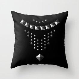 bdbb Throw Pillow