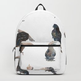 Tropical Birds Backpack