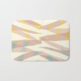 Whisper abstract art Bath Mat