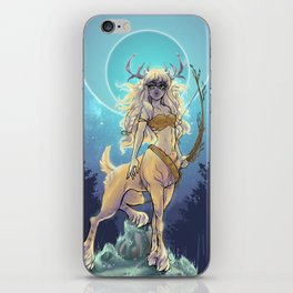 Golden Hind iPhone Skin