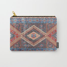 (N16) Boho Moroccan Oriental Artwork for Rustic and Farmhouse Styles. Carry-All Pouch