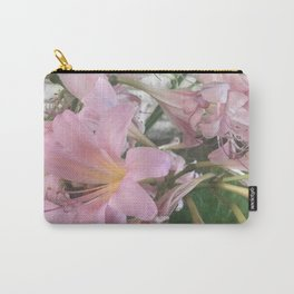 Summer Lillies Carry-All Pouch