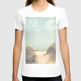 The Way To The Beach T-shirt
