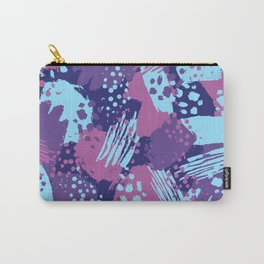 Modern brush blots Carry-All Pouch