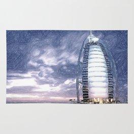 The Pride Of Dubai Rug