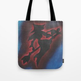 Witch by Blood Tote Bag