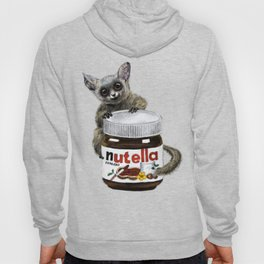 Sweet aim // galago and nutella Hoody
