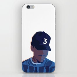 Coloring Book - Chance the Rapper iPhone Skin