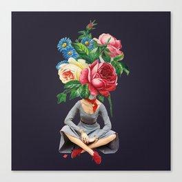 Pothead Canvas Print