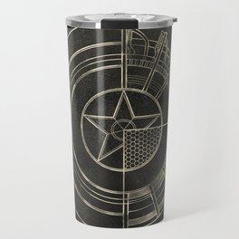 Capt America Travel Mug