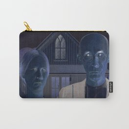 American Gothic REMIXED Carry-All Pouch