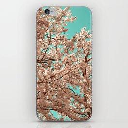 spring tree XVIII iPhone Skin