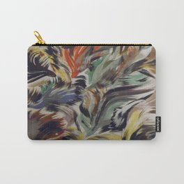 Fox In The Hen House Carry-All Pouch