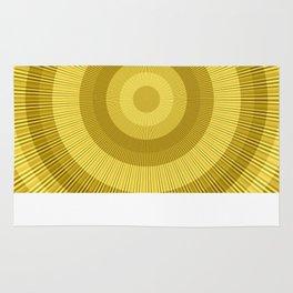 Golden brown Rug