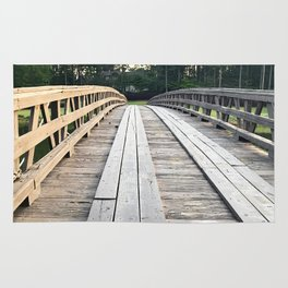 Over the Bridge Rug