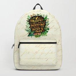Newt Scamander Backpack