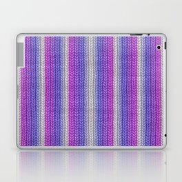 grannys knitting  Laptop & iPad Skin