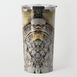 A Patterned Ground Travel Mug