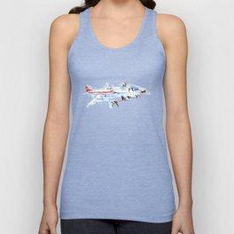 Air Canada Goose Unisex Tank Top
