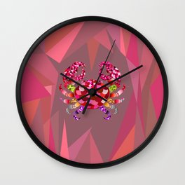 The Cancer Wall Clock