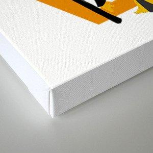 Bee Fancy Canvas Print